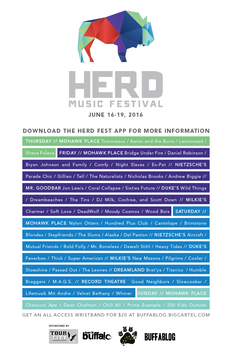 Tonight: Herd Fest Day Two