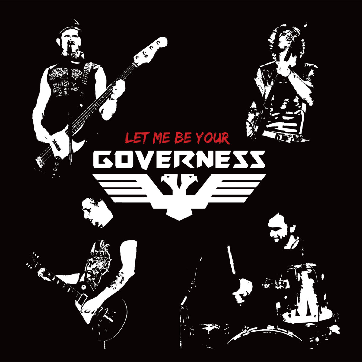 Governess –  (Let Me Be Your) Governess