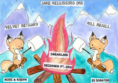 Tonight: Jake Bellissimo