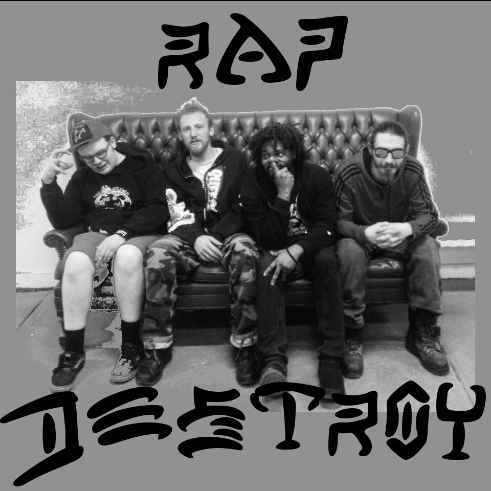 """Rap & Destroy Drop Video For """"R. Kelly's Heel"""""""
