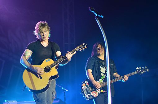 Goo Goo Dolls One Of Several '90s Bands On Tour This Summer