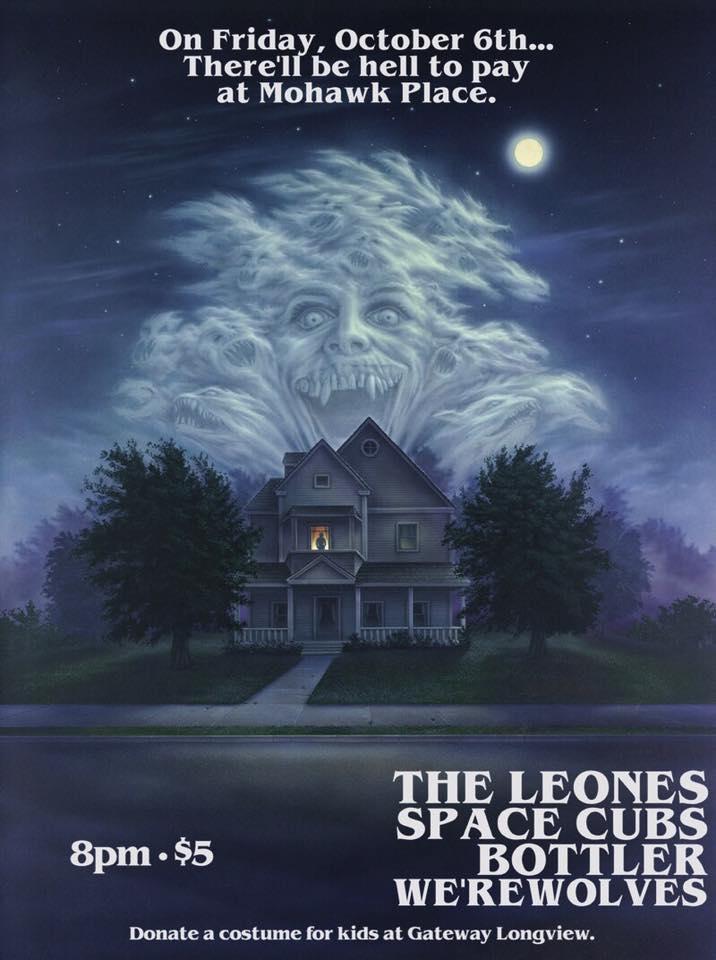 Tonight: The Leones