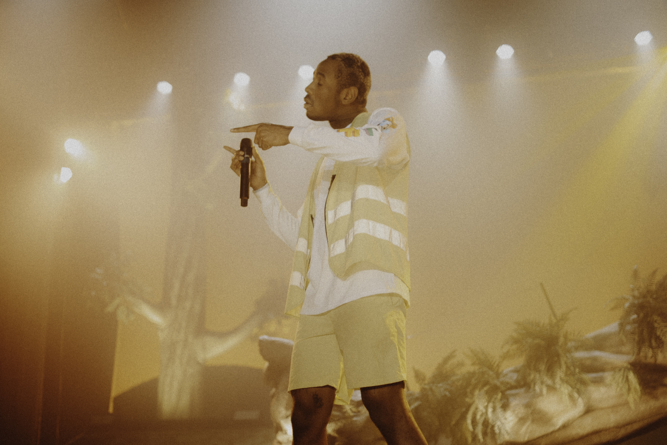 Tyler, The Creator & Vince Staples at the Main Street Armory (02/21/18)