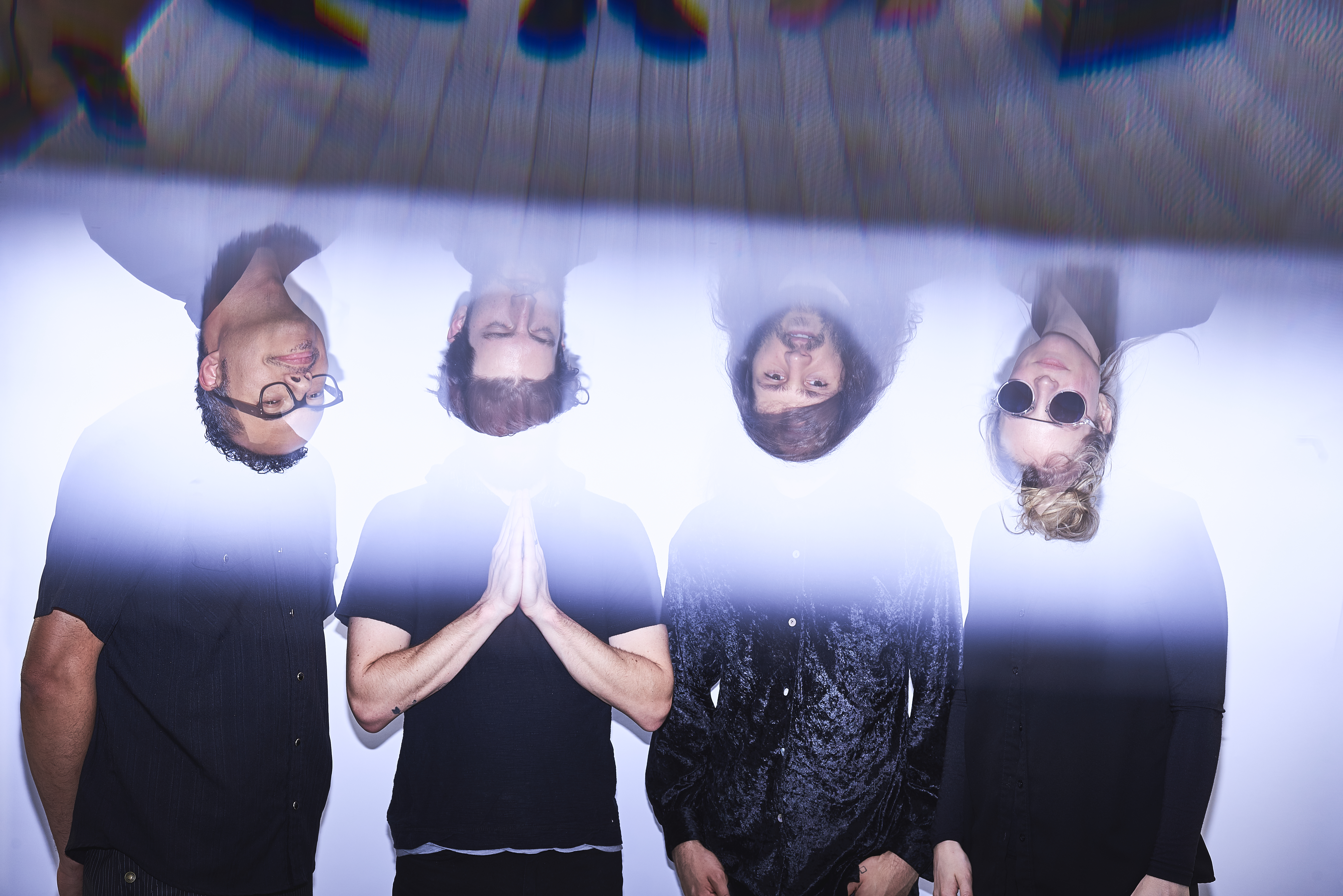 """Space Cubs Reveals New Single """"Quitting"""""""