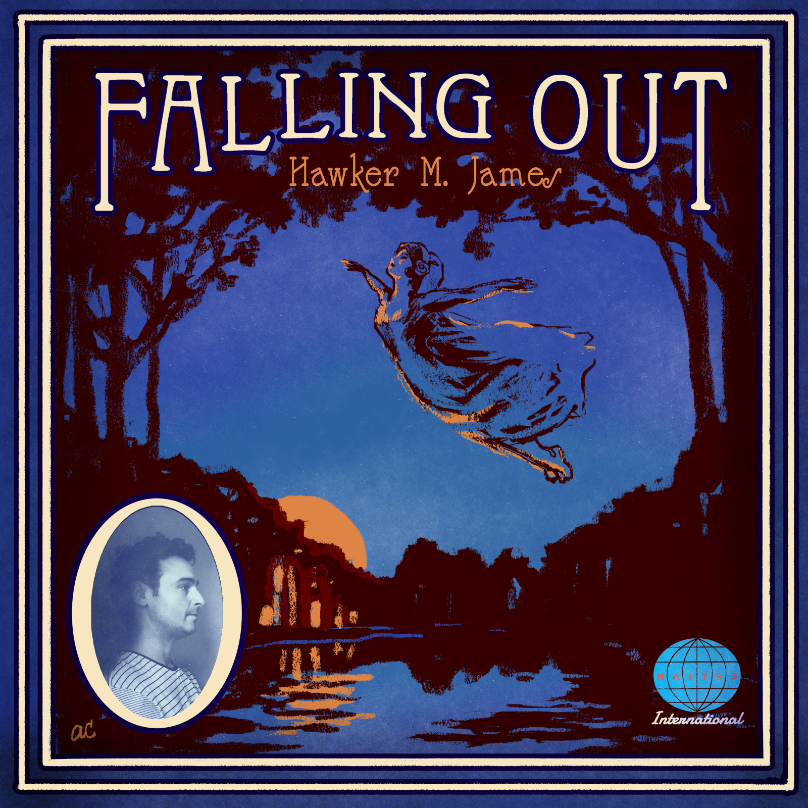 """Hawker M. James Releases New Single & Video, """"Falling Out,"""" Off Upcoming Album"""