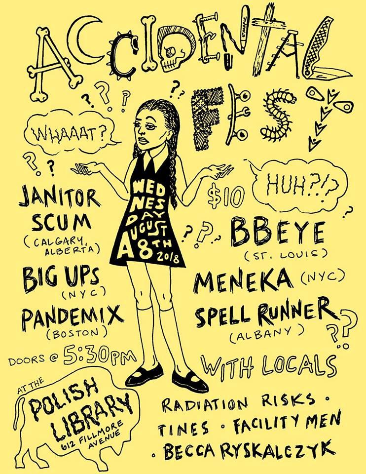 Tonight: Accidental Fest
