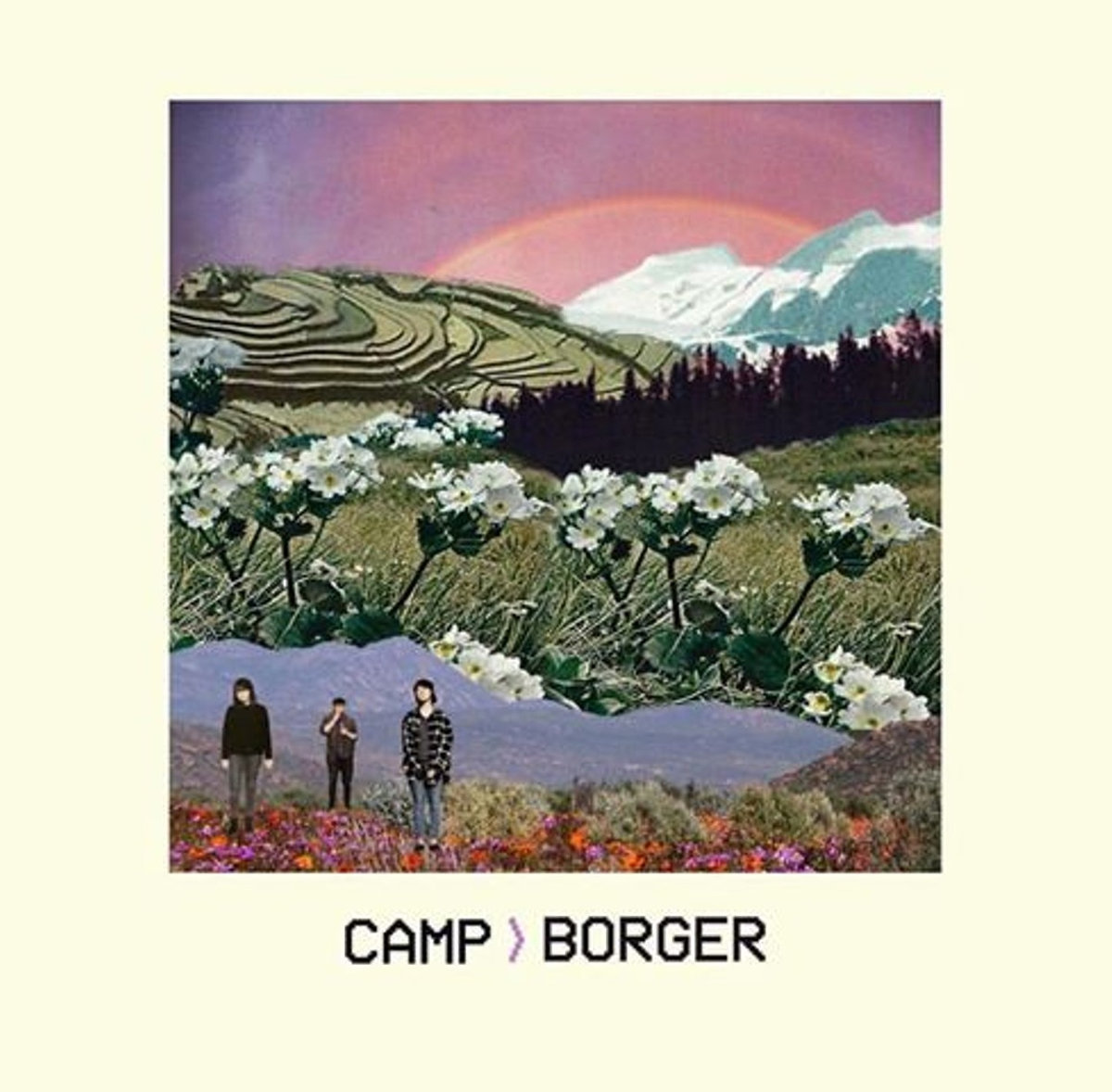 Borger Releases Debut EP Titled Camp