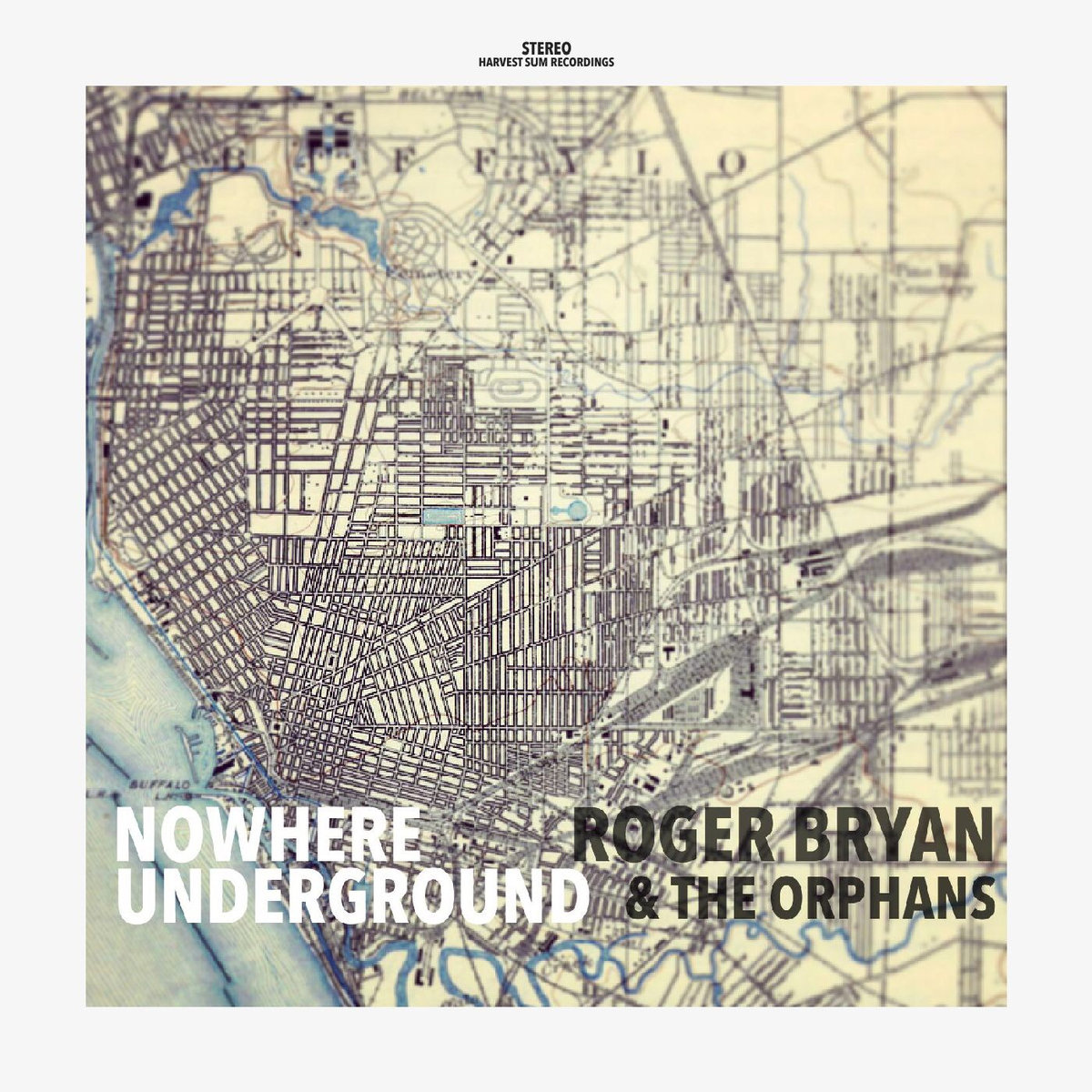 Roger Bryan and The Orphans Release New Single