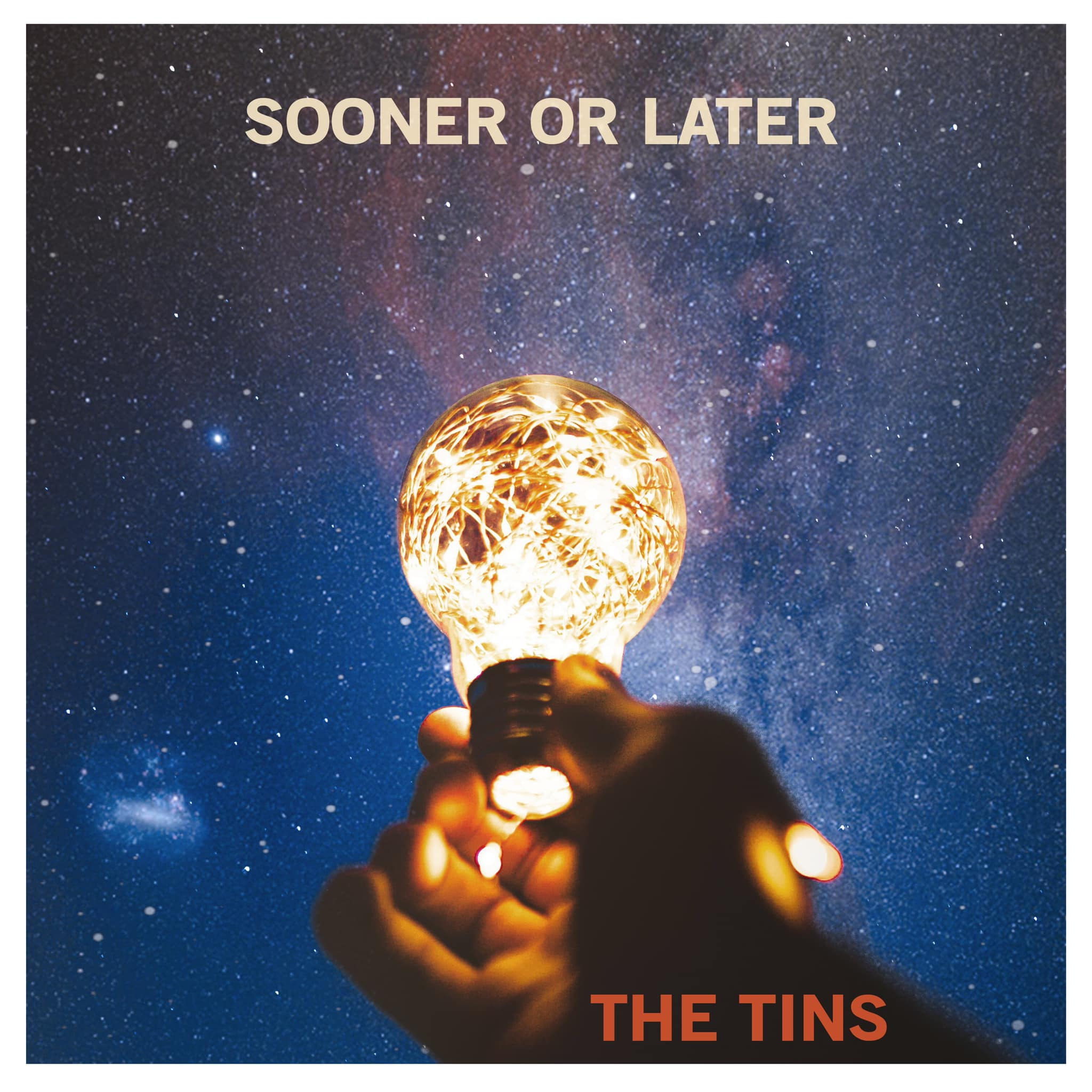 """The Tins Release New Single """"Sooner or Later"""""""