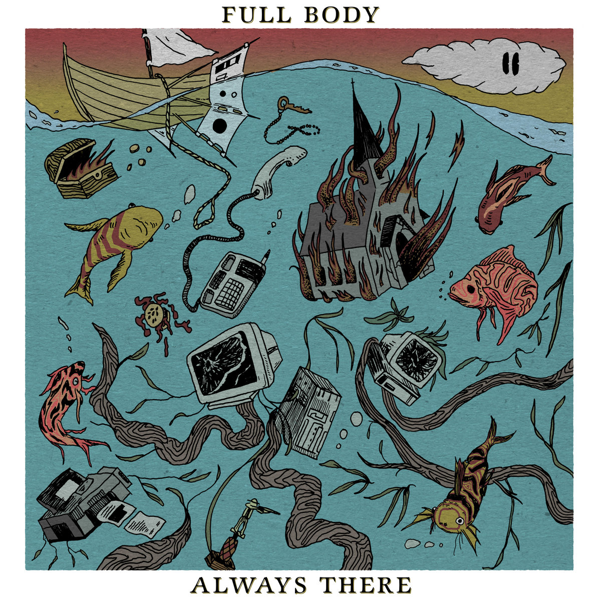 Full Body – Always There