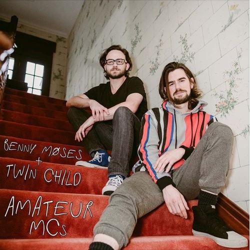 """Twin Child Drop New Single """"Amateur MCs"""""""