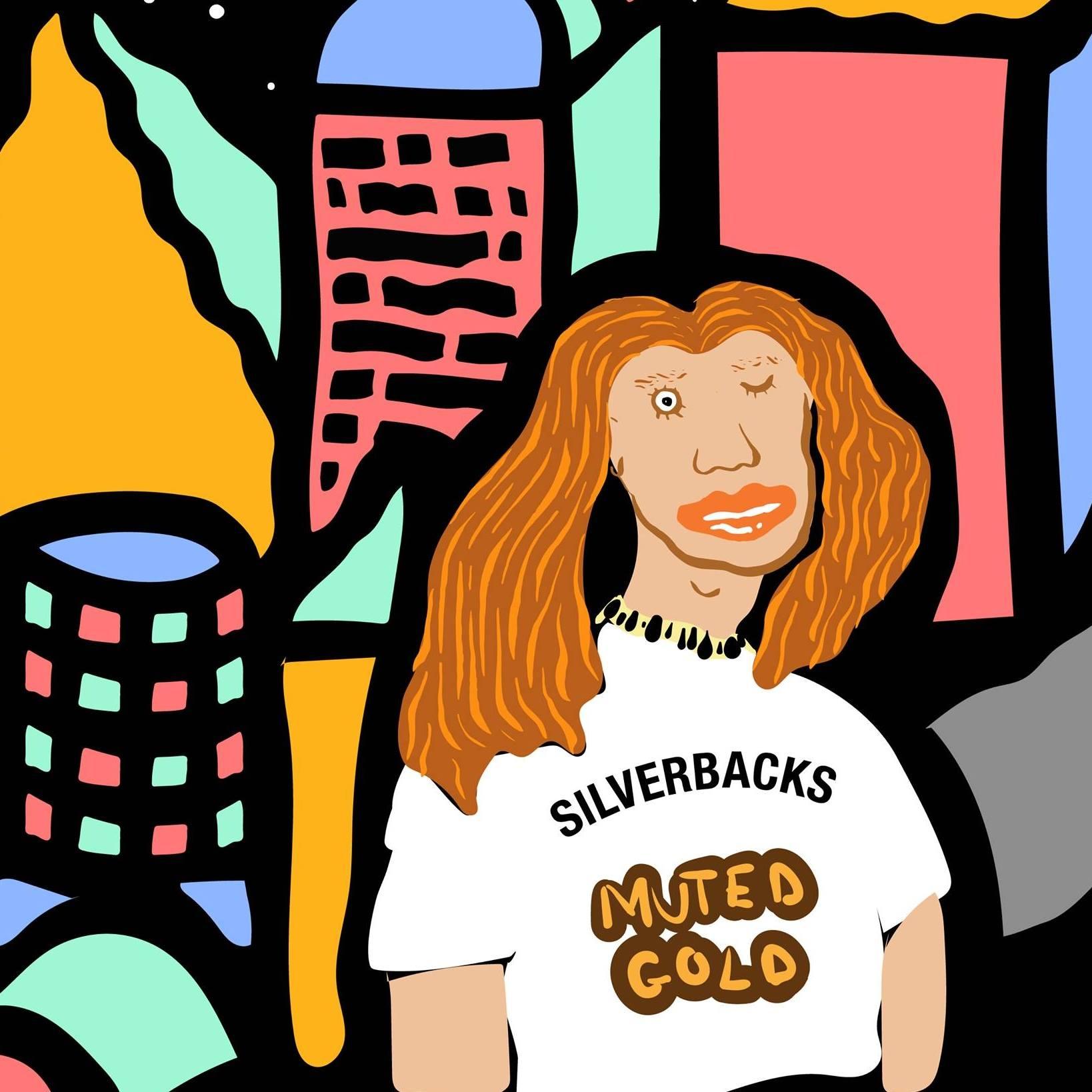 "Silverbacks – ""Muted Gold"""