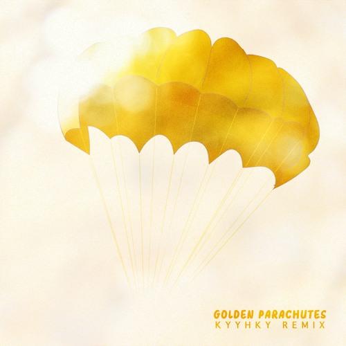 """Peach Luffe – """"Golden Parachutes"""""""