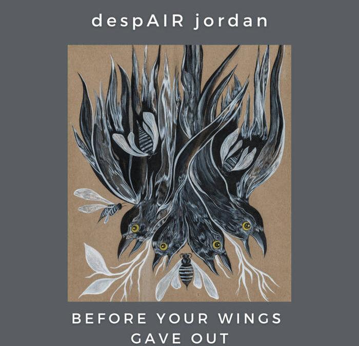 """despAIR Jordan – """"Rhapsody In Black"""""""