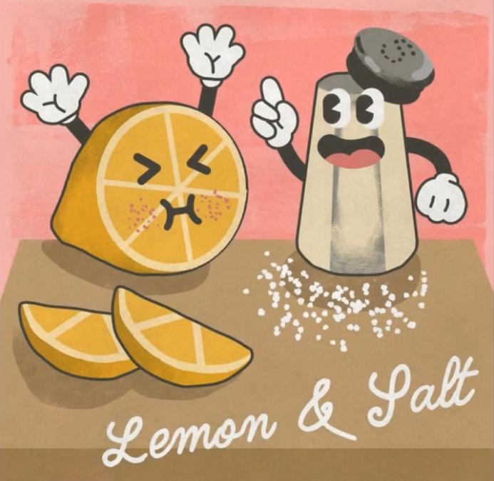 """Tunnel Snakes – """"Lemon and Salt"""""""